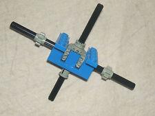 LEGO Technic BLUE Split T Gearbox / Engine + Gears / Cogs & Black Axles