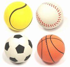 Ballon sauteur caoutchouc dur éponge palm ball FOOTBALL Baseball Basket Tennis