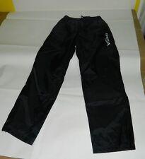 pantalone nero LEGEA  nylon leggero running  FTA92