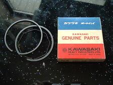 GENUINE KAWASAKI NOS PISTON RINGS H1 A B C D E F KH 500 KH500 13024 048 2ND