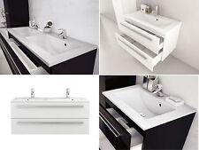 Waschtischunterschrank Libato Badmöbel Hochglanz Waschtisch Unterschrank