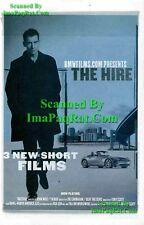 The Hire: 3 New Short Films ☆ Clive Owen ☆ BMW ☆ Great Original Photo Print Ad!
