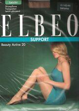 ELBEO - Beauty Active 20 Strumpfhose Gr. I - IV bahama, schwarz