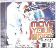 AA.VV. RADIO INTERNATIONAL MOVE YOUR BODY MALAISI CD SEALED SIGILLATO