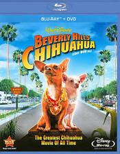Beverly Hills Chihuahua (Blu-ray +  DVD 2-Disc Set ~ BRAND NEW ~ FREE SHIPPING ~