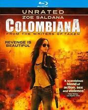 1 of 1 - COLOMBIANA (NEW BLU-RAY)