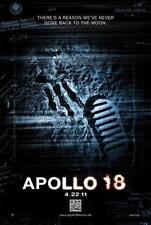 APOLLO 18 - 27x40 D/S Original Movie Poster One Sheet 2011 NASA SPACE