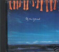 McCARTNEY PAUL OFF THE GROUND CD