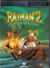 Rayman 2: el Gran Escape (PC: Windows, 2001) - Versión Europea