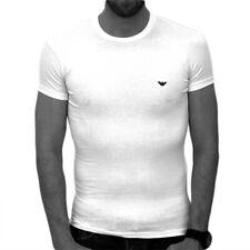 Emporio Armani Crew Neck T-Shirt 111035 White