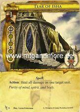 Warhammer Invasion - 1x Tear of Isha  #016