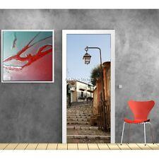 Adesivi porta decocrazione Scala Lampadario ref 620 620
