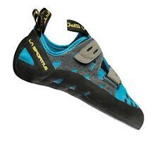 La Sportiva Tarantula botas de escalada, más cómodo allroundkletterschuh, azul