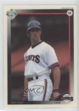 1992 High 5 Reusable Decals #WICL Will Clark San Francisco Giants Baseball Card