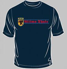 ULTIMA THULE - GREIF klein Motiv 2 T-Shirt - blau S-XXL