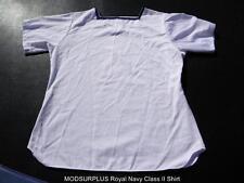 Royal Navy Sailor RN Class 2 c2 Square Rig Neck White uniform T-shirt