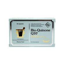Bio-a la quinina Q10 Dorado 100mg Suplemento Alimenticio 60 cápsulas 1 paquetes de 2 3 6
