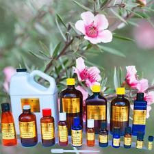 Lemon Tea Tree Essential Oil - Therapeutic Grade - Small sizes to Wholesale Bulk