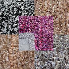 Teppich Shaggy hochwertiger Langflor 4cm Hochflor Flokatiteppich Läufer