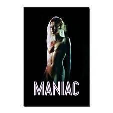137377 MANIAC HorrorMovie Wall Print Poster CA