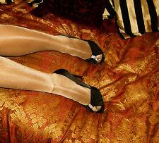 "*MADE IN CHELSEA* ""Dita"" Satin + Gold/Swarovski Crystal Peep Toe Stiletto Heels"