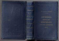 Dr JALES EAUX MINERALES BAINS DE MER HYDROTHERAPIE STATIONS THERMALES 1867 ILLUS