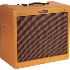 "Fender Blues Junior LTD Amplifier with 12"" Jensen C12N Speaker, Lacquered Tweed"
