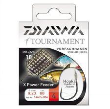 Daiwa Tournament Vorfachhaken - Feederhaken - X-Power Feeder