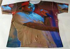 Custom Kevin Gates stage Sublimated Shirt  laney bred oreo carmine gamma legend