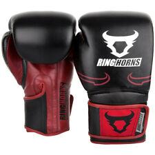 """Muay Thai Boxen K-1. Booster Boxhandschuhe /""""BG Contender Red/"""" 10oz-16oz"""