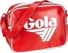 Gola Redford Red White Unisex Messenger Shoulder Bag