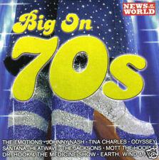 V/A - Big On 70s (UK 15 Tk CD Album) (News Of The World)