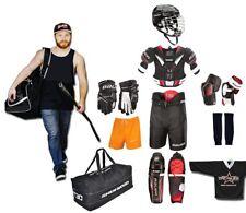 Hockey sur Glace Jeu de Commencement Bauer S18 10 Pièces Adultes Senior