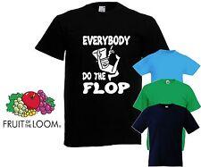 ASDF todos hacen el flop YouTube Dibujos animados Gamer Children's T-Shirt * todas las edades *