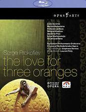 Prokofiev: The Love for Three Oranges - De Nederlandse (Blu-ray) NEW *Free Ship*