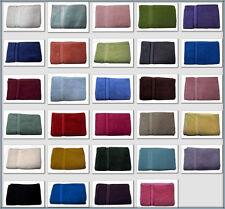Brand New 100% Cotton Extra Large Bath Sheet 91x165cm - Colour Choices