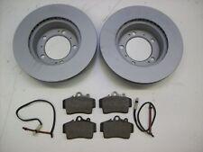 Porsche Boxster 2.5 + 2,7 L Bremsscheiben+Klötze vorne Bj. 96- brake disc