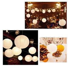 White LED Light White Balloon Lamp For Paper Lantern Wedding Party Decoration
