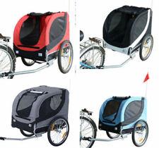 PawHut Hundeanhänger Hundetransporter Fahrradanhänger Hunde Fahrrad Anhänger 4