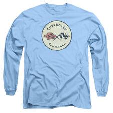 CHEVROLET OLD VETTE T-Shirt Men's Long Sleeve
