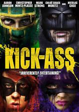 """Kick-Ass"" (Blue-Ray DVD Digital Copy 3-Disc Set 2010) - Used - LKNew"