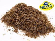 HERONS Premium Dried Bloodworm Larvae TROPICAL FISH FOOD Cichlids Betta Tetra