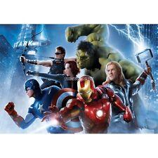 Stickers muraux géant déco Avengers 15163 15163