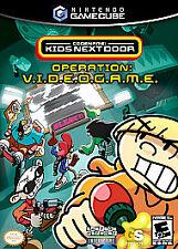 Codename: Kids Next Door -- Operation: V.I.D.E.O.G.A.M.E (Nintendo GameCube,...