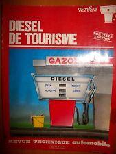 livre diesel de tourisme ETAI 1990