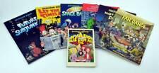 Para elegir: diversos cómics de Seyfried, Shelton