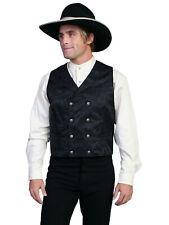Scully Wahmaker Men's Silk Jacquard Vest 535344