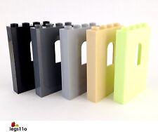 LEGO Château Panneau avec Fenêtre Arch 1X4X5 60808 couleur au choix et Quantité