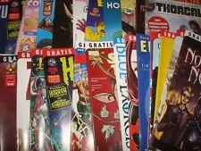 30 Hefte vom Gratis Comic Tag 2012 alle Titel zum selber auswählen