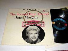 JANE MORGAN The Second Time Around KAPP Stereo